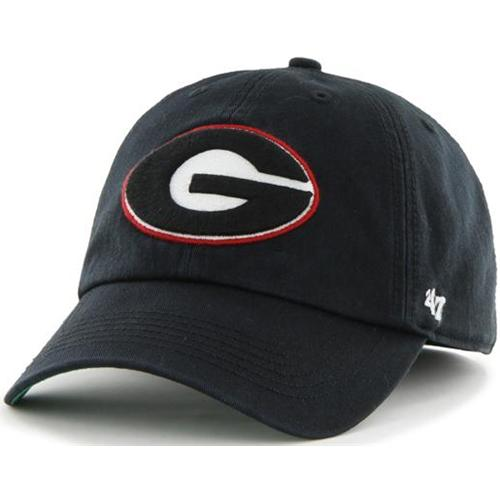 Georgia New Franchise Fitted Hat