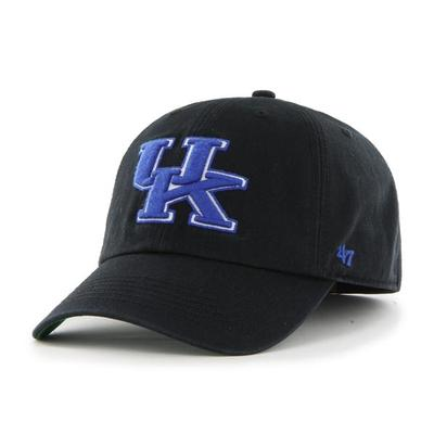 Kentucky Franchise Fitted Hat BLACK/ROYAL_UK