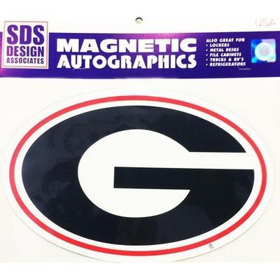 Georgia Magnet G Logo 8