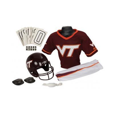 Virginia Tech Kids Football Uniform Set