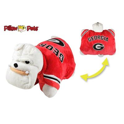 Georgia Mascot Pillow Pet