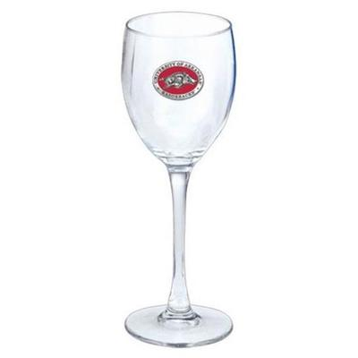 Arkansas Heritage Pewter Wine Glass