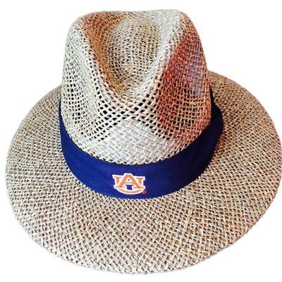 Auburn Straw Hat
