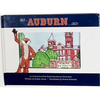 Go Auburn Go Children's Book