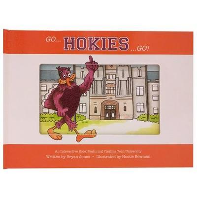 Virginia Tech Go Hokies Go! Book