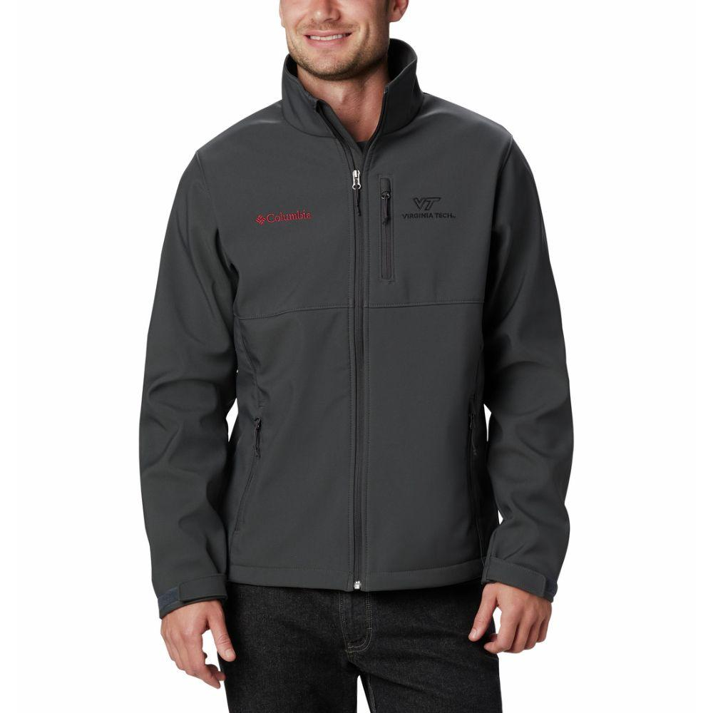 Virginia Tech Columbia Ascender Softshell Jacket