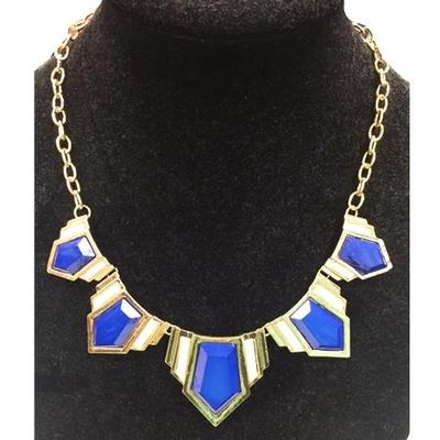 MTSU Aztec Statement Necklace