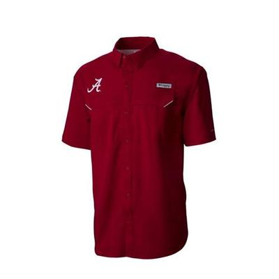 Alabama Columbia PFG Low Drag Offshore Shirt