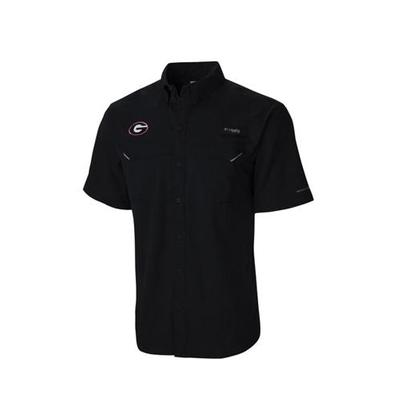 Georgia Columbia PFG Low Drag Offshore Shirt