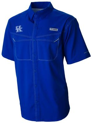 Kentucky Columbia PFG Low Drag Offshore Shirt