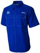 Kentucky Columbia Pfg Low Drag Offshore Shirt