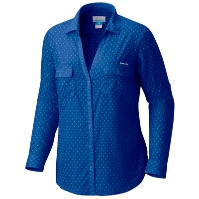 Kentucky Columbia Collegiate Sun Drifter Long Sleeve Shirt