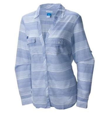 Kentucky Columbia Collegiate Sun Drifter Long Sleeve Shirt