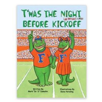 Florida T'was The Night Before Kickoff Kids Book