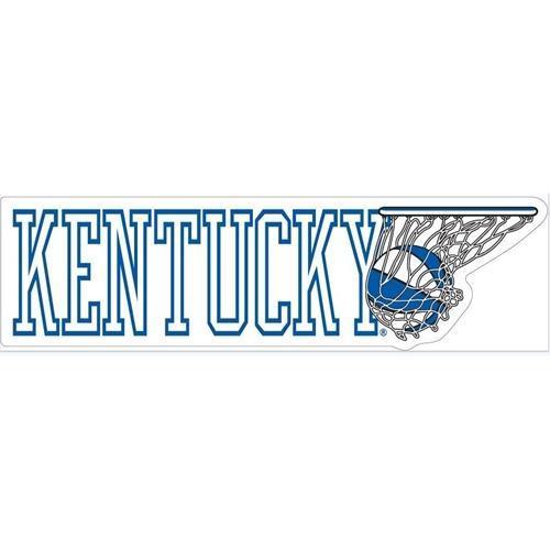 Kentucky Basketball Swish Magnet 12