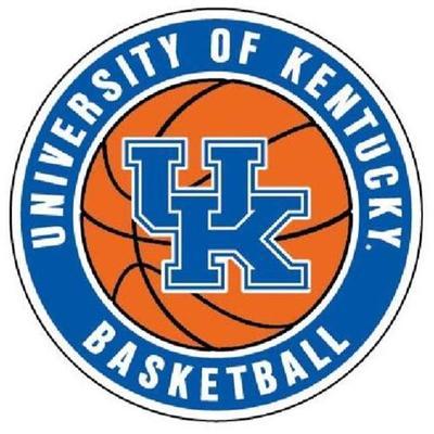 Kentucky UK Basketball Auto Magnet 6