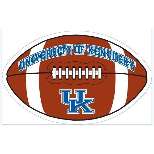Kentucky Football Magnet 4