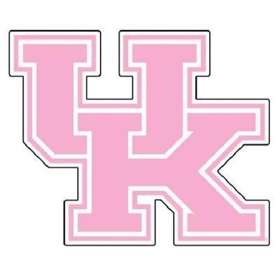 Kentucky Pink UK Logo Magnet 4