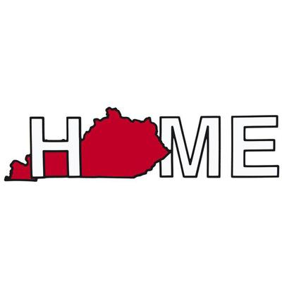 Western Kentucky HOME State Decal