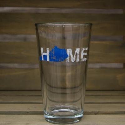 Kentucky Home Pint Glass