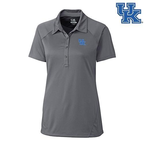 Kentucky Cutter And Buck Drytec Lacey Polo