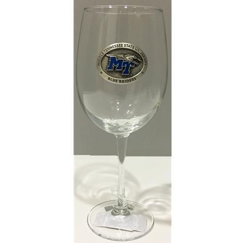 Mtsu Heritage Pewter Wine Glass