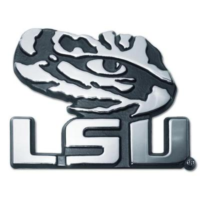 LSU Tiger Eye Chrome Auto Emblem