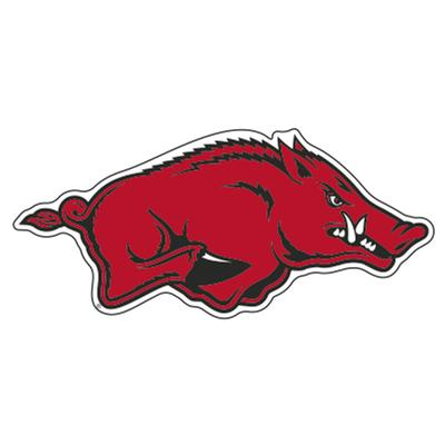 Arkansas Razorbacks Logo Magnet 6