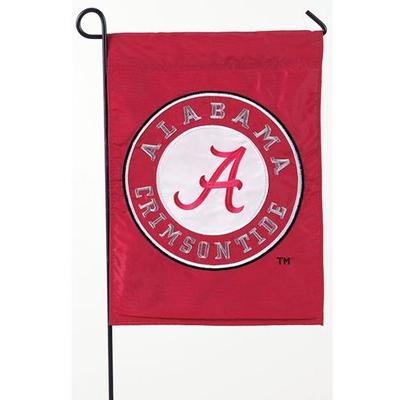 Alabama Logo Garden Flag