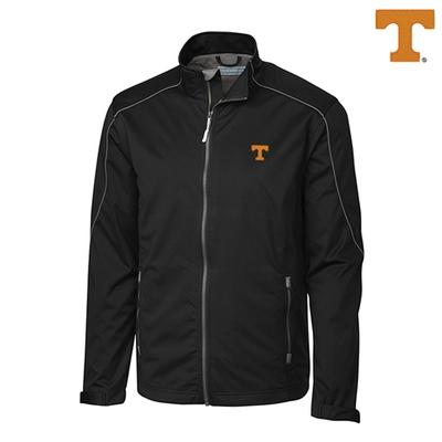 Tennessee Cutter and Buck Weathertec Opening Day Softshell Jacket