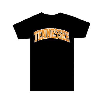 Tennessee Men's Arch T-shirt BLACK