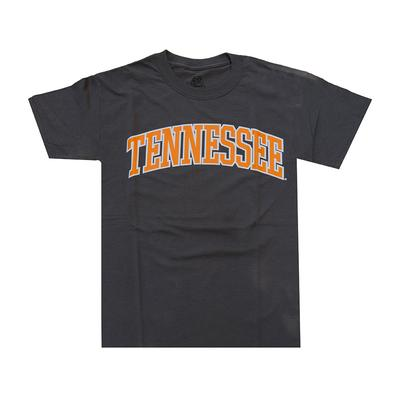 Tennessee Men's Arch T-shirt GRAPHITE