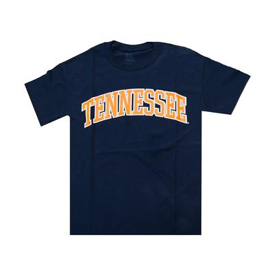Tennessee Men's Arch T-shirt NAVY