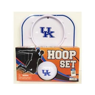 Kentucky Mini Basketball Hoop Set