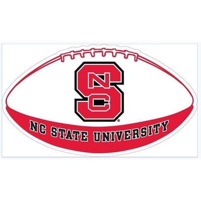 NC State Football Magnet 12