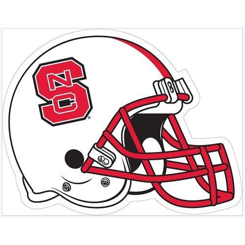 Nc State Helmet Magnet 8