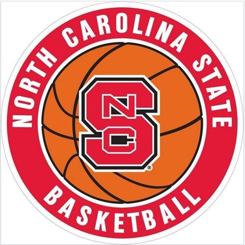 Nc State Basketball Auto Magnet 6