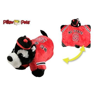 NC State Mascot Pillow Pet