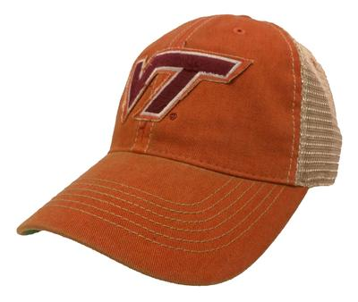 Virginia Tech Legacy Champ Trucker Adjustable Hat