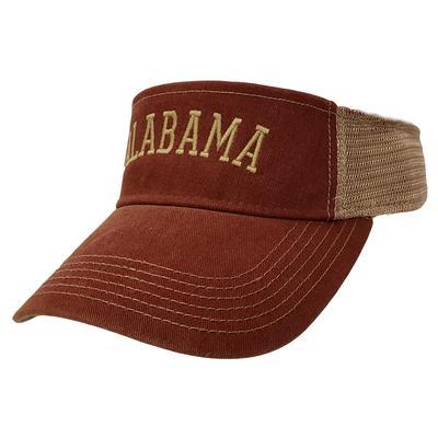 Alabama Legacy Radius Meshback Adjustable Visor