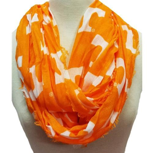 Tennessee Power T Logo Infinity Scarf