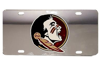 Florida State License Plate Seminole