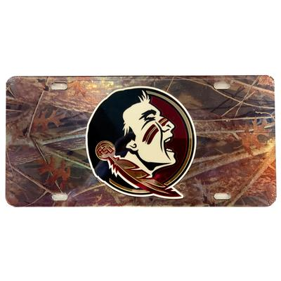 Florida State License Plate Seminole