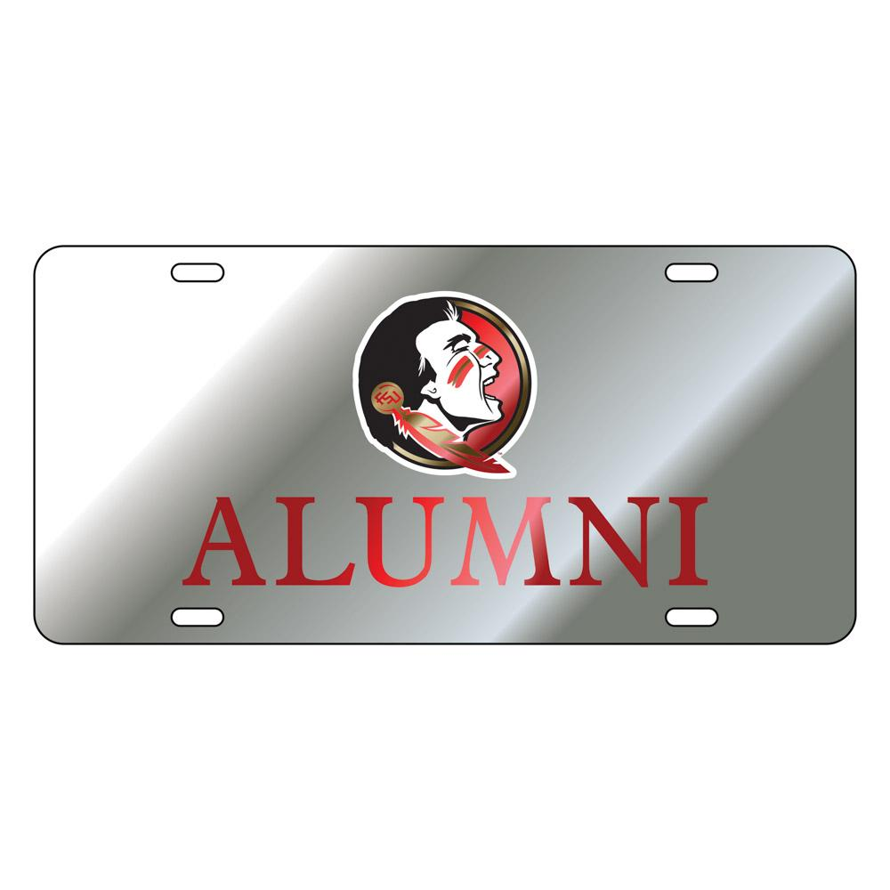 Florida State Alumni License Plate