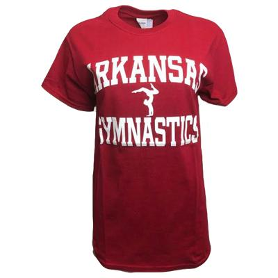 Arkansas Razorbacks Gymnastics T-Shirt