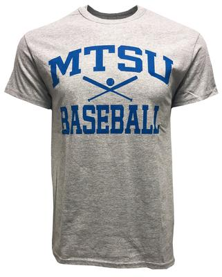 MTSU Basic Baseball T-shirt
