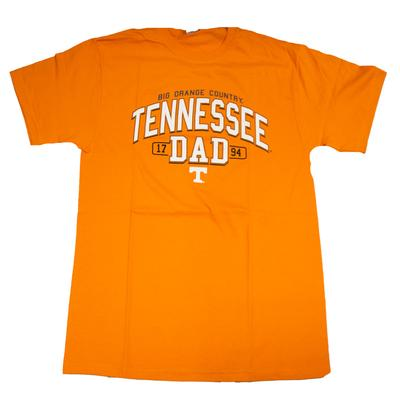 Tennessee Arch Dad T-shirt