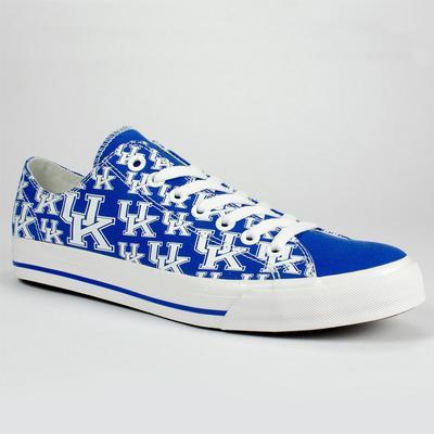 Kentucky Repeat Logo Low Top Shoe