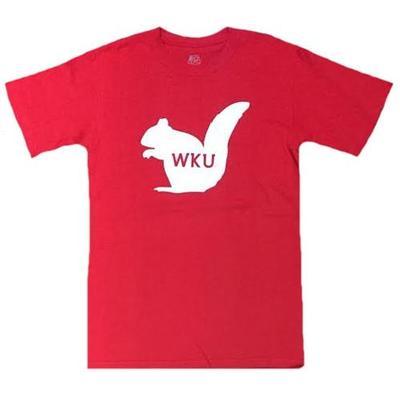Western Kentucky White Squirrel T-shirt