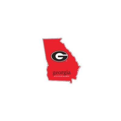 Georgia State of Mind Decal 4